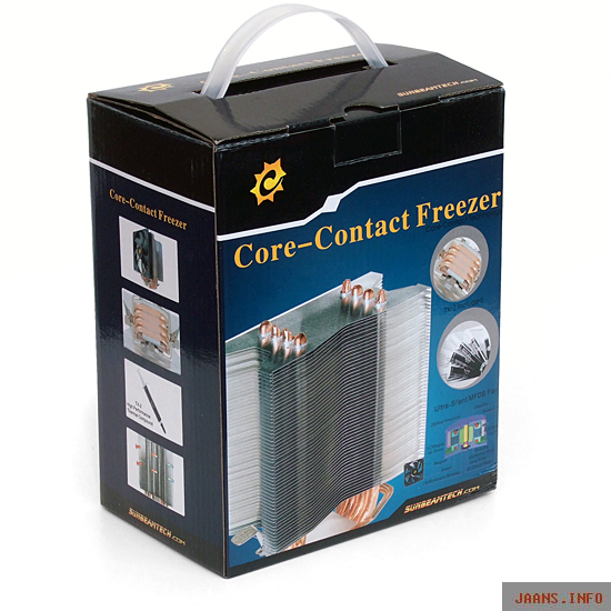 Sunbeamtech Core-Contact Freezer